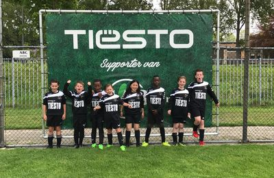 Tiësto sponsors the football club SAB Breda