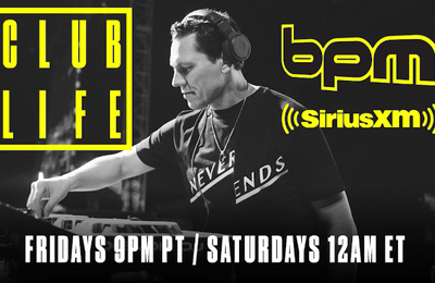 Tiësto Club Life is moving to BPM on SiriusXM Radio ! #ClubLife