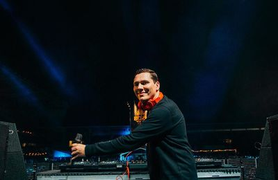 Tiësto photos, vidéo | Jugendfest | Ålesund, Norway - august 18, 2017