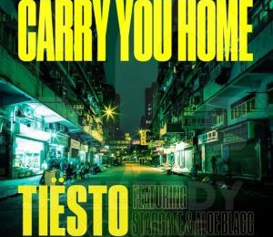 Tiësto ft. StarGate & Aloë Blacc - Carry You Home | Listen now !