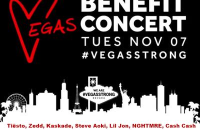 Tiësto date   Omnia nightclub   Las Vegas, NV - November 07, 2017   Las Vegas Victims Benefit Concert #VegasStrong with Tiësto, Zedd, Kaskade, Steve Aoki, Lil Jon, NGHTMRE, Cash Cash