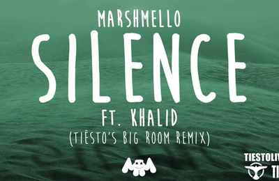 Marshmello ft. Khalid - Silence (Tiësto's Big Room Remix) | Available now !
