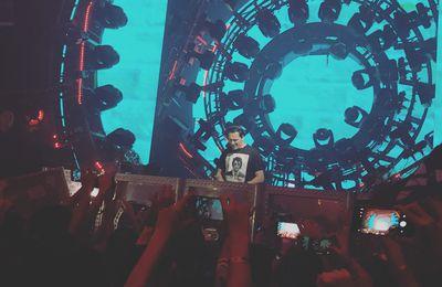 Tiësto photos, vidéo | Grammy | Foshan, China - october 16, 2017 | #ChinaTour