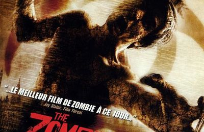 Zombie futé n°31 : The Zombie Diaries / Journal d'un zombie