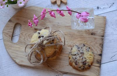 Cookies parfaits selon Pascale Weeks