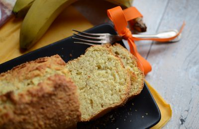 Banana Bread al coco