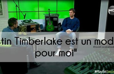 """Justin Timberlake est un modèle pour moi"""