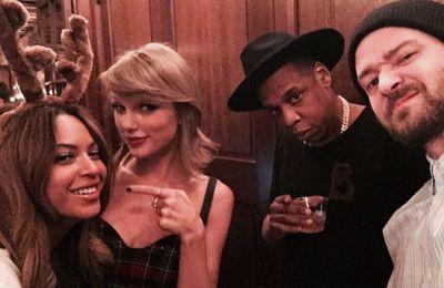 Photo: Taylor Swift souhaite un joyeux anniversaire à Justin Timberlake