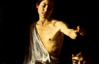 CARAVAGE : David et Goliath