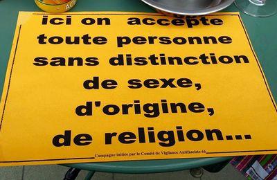 """Perpignan: """"comité de vigilance anti-faciste 66"""" ou nouveau comité de salut public? par Nicolas Caudeville"""