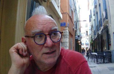 Tremblez perpignanais, Jan Bucquoy l'enfant terrible de l'art belge a jeter son dévolu sur votre ville! interview par Nicolas Caudeville