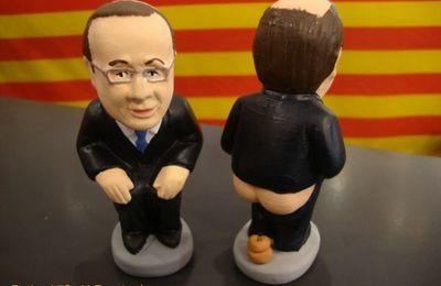 Télévision: le caganer catalan serait en vedette dans l'émission 'silence ça pousse' sur la cinquième! par Nicolas Caudeville