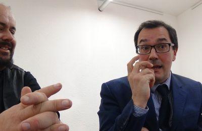 Vidéo, conférence débat 'en finir avec le président' par le politologue Olivier Rouquan animé par Nicolas Caudeville à la librairie Torcatis