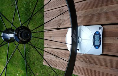 Paire de roues Oval 46mm