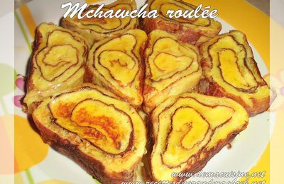 Mchawcha ou les œufs roulés