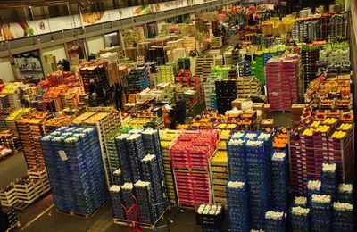 Rungis, le plus grand marché du monde