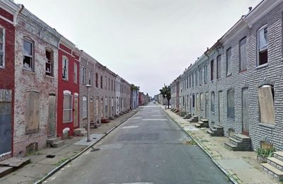 BALTIMORE : THE WIRE...