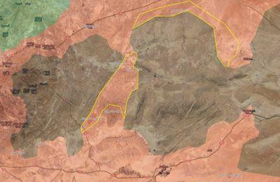 SYRIE : EFFONDREMENT...
