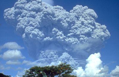 Eruptions et climat : L'influence des éruptions volcaniques majeures sur le climat Européen.