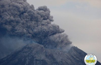 News of Santiaguito, Ambae and Popocatépetl.