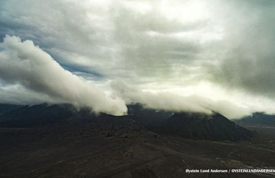 News from Bromo, Turrialba and La Fournaise.