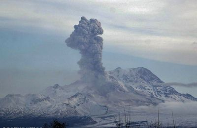 News of Sheveluch, Turrialba, Cotopaxi, Tungurahua, Nevados de Chillan and Etna