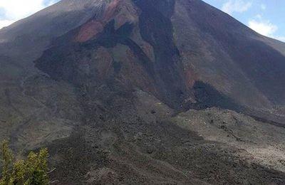 Activity of Pacaya, Sabancaya, Piton of La Fournaise, Poas and Turrialba.