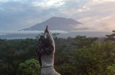 Activité de l'Agung, du Sinabung et du Popocatépetl.