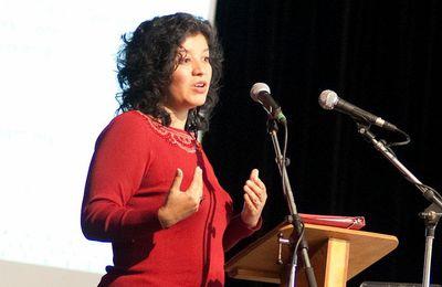 Le jeu en classe de langue : brillant exposé de Haydée Silva