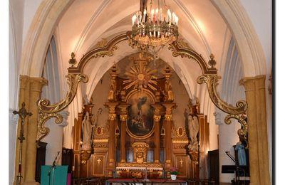 Journées du patrimoine, église de Réville