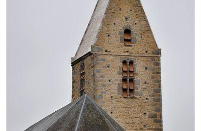 Valcanville : du nouveau pour le clocher