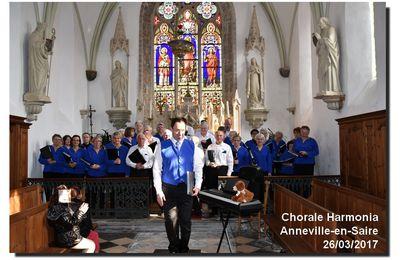 """Concert de la chorale """"Harmonia"""""""