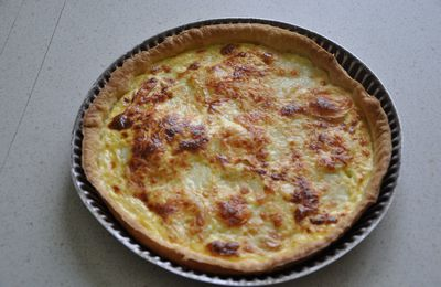Ma tarte aux fromages !!!!