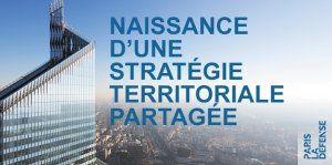 Contribuer au marketing territorial de La Défense
