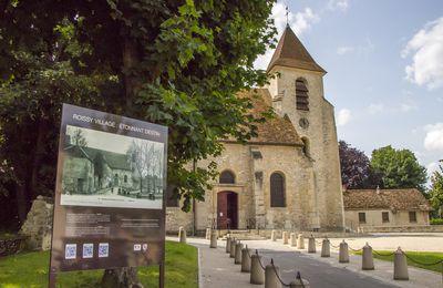 Roissy-en-France ou la réussite d'un village global