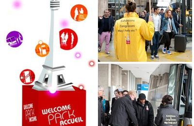 Le pack accueil Salons et Congrès francilien en vidéo