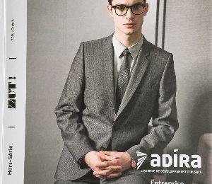 """Beau succès pour le 2ème magazine """"ZUT - ADIRA"""""""