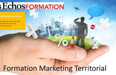 Le marketing territorial évolue, et vos compétences ?