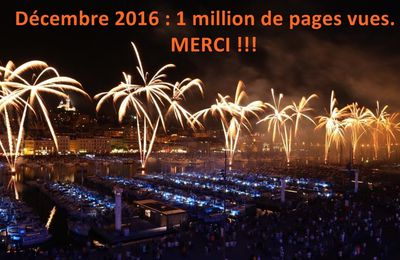 Un million, what else ?