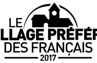 Le Village préféré des français - résultats 2017