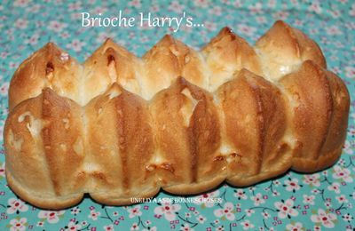 Brioche Harry's(recette au Companion)
