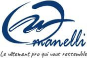 Partenariat Manelli,vêtements professionnels