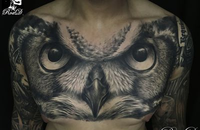 Hibou Tattoo