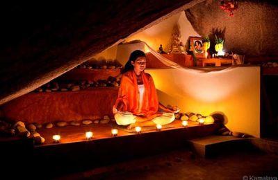 Cinq belles pratiques de méditation, par Totem