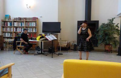 Isabelle DIOT et son tour de chants