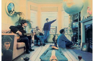 "Oasis ""Definitely maybe"" en versions deluxe et collector"