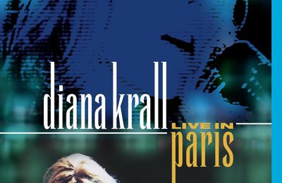 Diana Krall, live in Paris en blu-ray SD