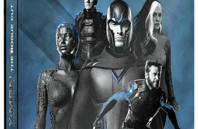 X-Men : Days of Future Past en blu-ray métal édition limitée