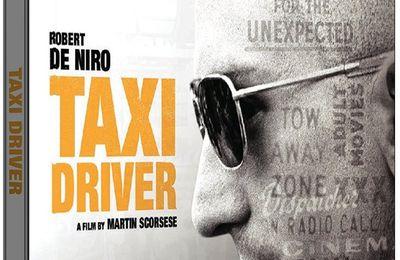Taxi driver en blu-ray métal
