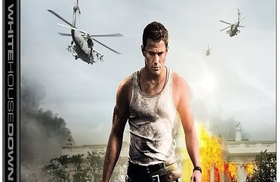 White house down en blu-ray métal